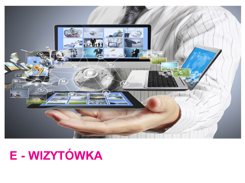 E-wizytówka